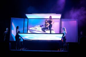 Illusionist UK grand illusion act