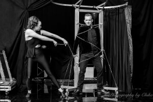 Cabaret Illusionist
